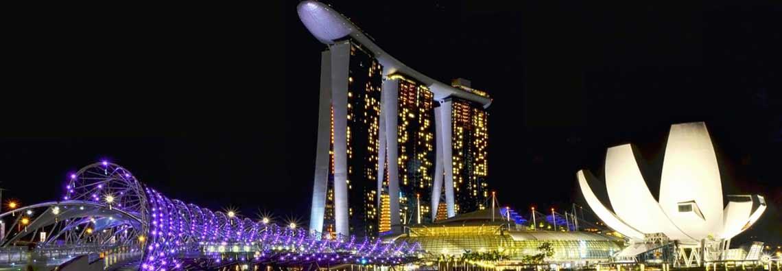 Skyline of Singapore 2