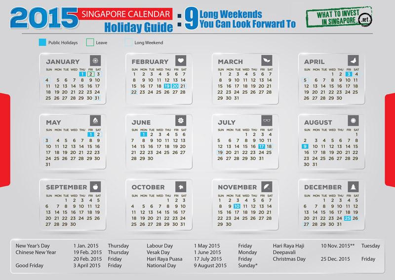 Calendar Singapore : Singapore calendar template new site